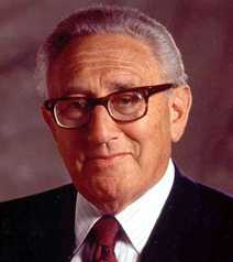 Henry Kissinger, Secretario Estado EE.UU.